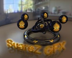 Rotating Creation SGFX by Suarezgfx
