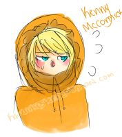 Kenny Mccormick by KawaiiHipster