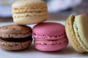 Pretty Macarons III by LDFranklin
