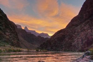 Phantom Ranch Sunset by djohn9