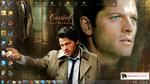 Castiel Wallpaper by Chess-chan