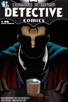 Detective Comics 2 by actiontales