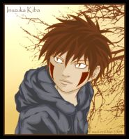 inuzuka kiba by mad-red-hat