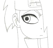 Naruto SD Deidara by wow1076
