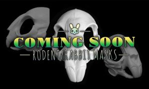 COMING SOON - rodent/rabbit mask by Bueshang