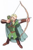 PRINCE OF MIRKWOOD by Jerome-K-Moore
