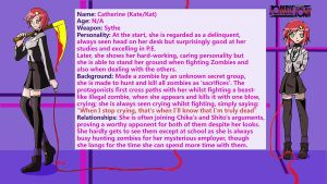 Catherine Profile by Pickle8Weasel92