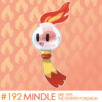 192 - Mindle by SirAquakip