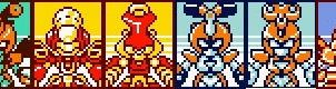 All KBT Male Types Medabots by Waito-chan