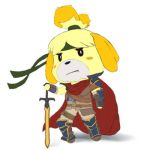 Isabelle...? by BnuiRansder