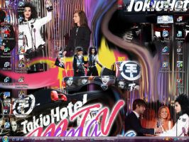 My desktop by Tokio-Hotel-Mad