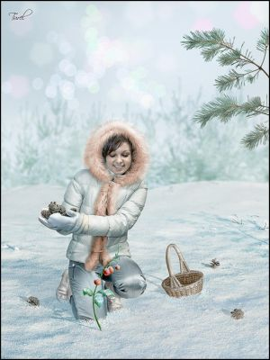 Winter story by Turel-itself