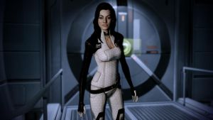 Miranda Lawson 47 by johntesh