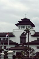 Gedung Sate by ren241295