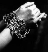 Chains.... by LadyInBlack
