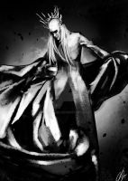 Thranduil speedpaint by kunoichi-anime-angel