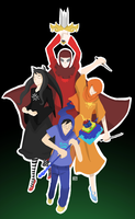 God Tier Tower by fruits-basket-head