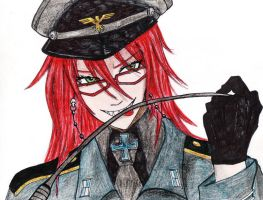 Grell by Jill-Summers