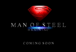 Man of Steel 2 Title Card by PaulRom
