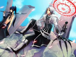 D_Gray_Man by Unodu