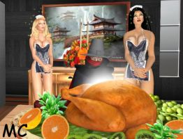 The Mind Controller's Thanksgiving Day by The-Mind-Controller