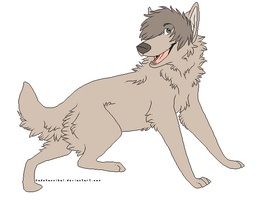 Male Canine : FREE USE by kadeKANNIBAL
