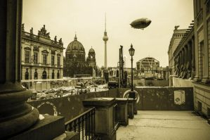 Lost In Berlin by Sudlice