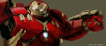 Hulkbuster The Avengers 2 Age of Ultron   painting by darkartstudiosdesign