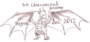 An Unexpected Journey by mallornleaf