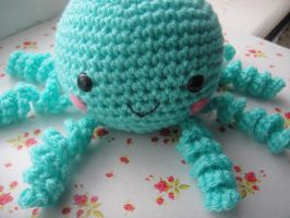Olivia the Octopus Free Giveaway by DwntheRabbitHole