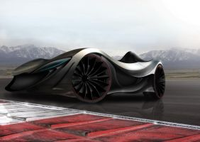 Peugeot-Sportroadster concept by Morfiuss