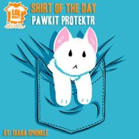Pawkit Protektr - REPRINTED by amegoddess