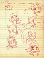 Drawings Without Sketch xD by 7marichan7
