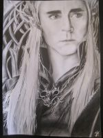 Thranduil by luke24v10