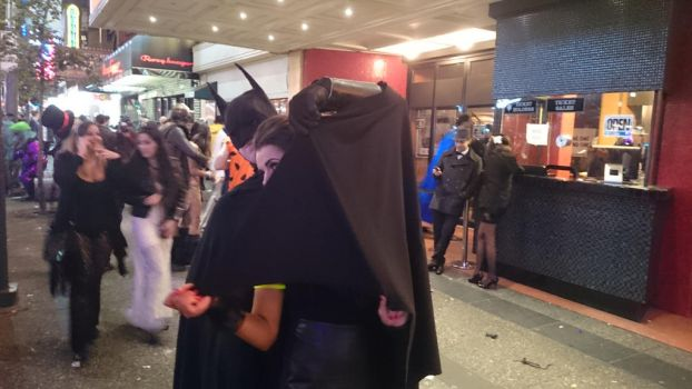 Batman costume build for Halloween 2014 -Vancouver by Adams-Twins