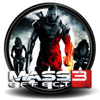 Mass Effect 3 Icon by SidySeven