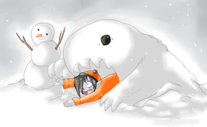 Your snowman is ugly, so you must die by viralremix