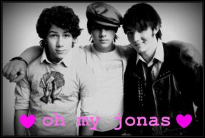 jonas brothers wallpaper by mrs-fredweasley