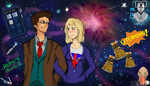Doctor Who: Unfinished/Cancelled- by VaneWorks