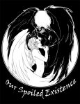 Our Spoiled Existence - BW by Arai-Hime