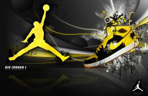 AIR JORDAN 1 edit by RomanGod