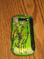 Okami Decorated Cell Phone Cover by rltan888