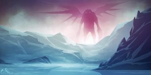 Colossi-002 by noistromo