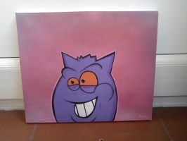 Let me see your happy face! by SUREGRAFFITI