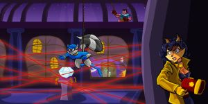 Sly Cooper and the Gang by Athos01