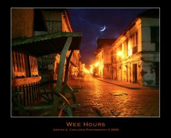 wee hours by jerishoots