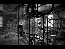 Mad Scientist's Lab by Mryia