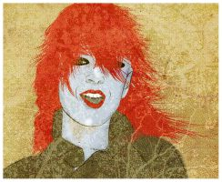 Shirley Manson by SixPixeldesign