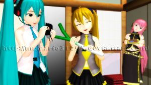 [MMD] .:100 Theme Challenge:. ~Unexpected~ by MrMario31095