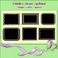 6 Maskspreview by Creativescrapmom